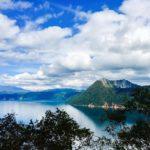 北海道道東の摩周湖第一展望台やオンネトーを訪れる