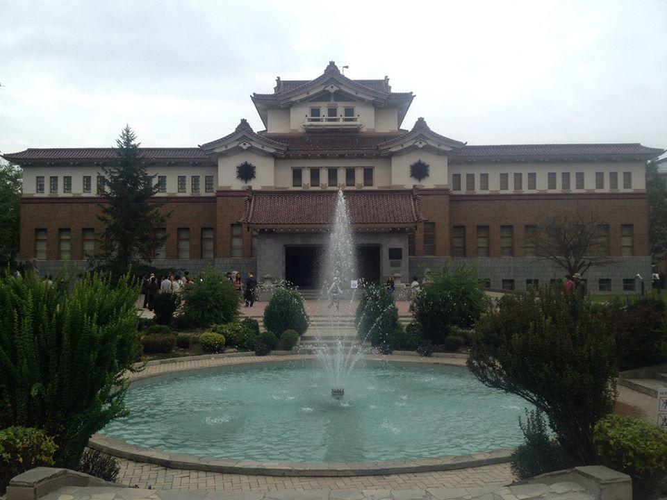 サハリン州郷土史博物館は貝塚義雄建築家による樺太庁博物館であった