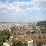 アクロポリスのパルテノン神殿やスニオン岬のポセイドン神殿を巡る