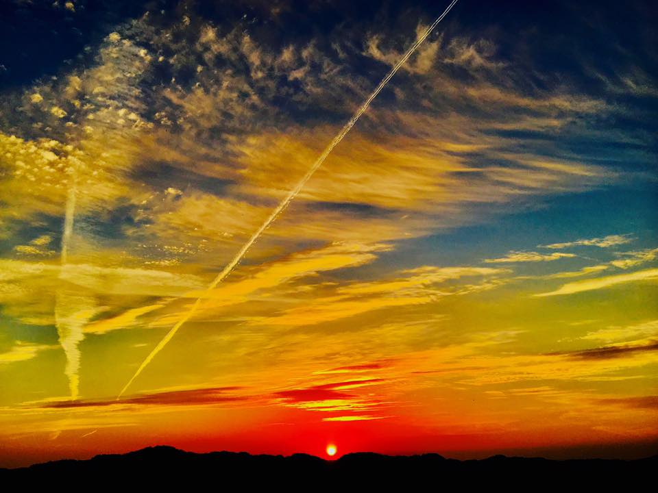 イギリスウェールズの夕陽の名所カンゲンニスと世界の夕陽スポット