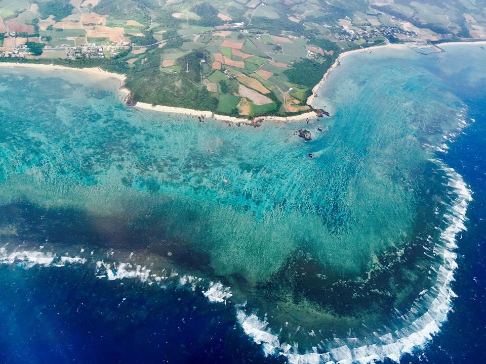 沖縄与那国島で海底遺跡と日本最西端から夕陽を眺める