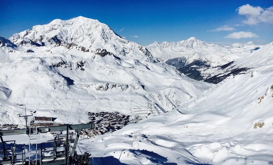 フランスアルプスのスキー場とトロワバレーなどのアクセス方法