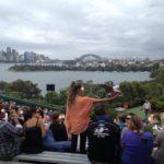 シドニーオペラハウス舞台裏ツアーやタロンガ動物園を巡る