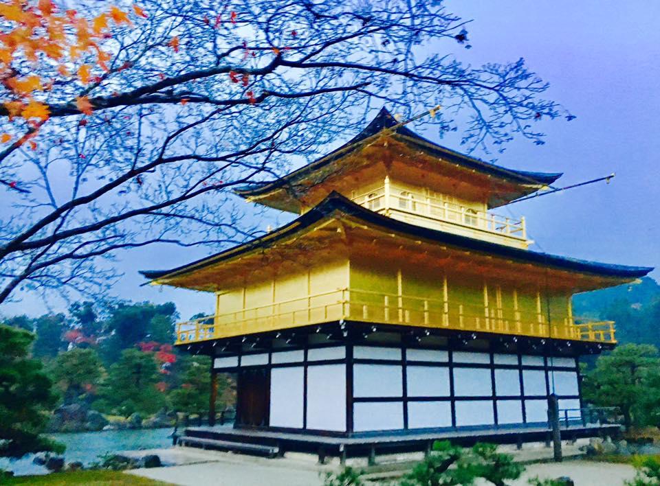 京都金閣寺が世界文化遺産登録なのは池泉廻遊式庭園があったから?