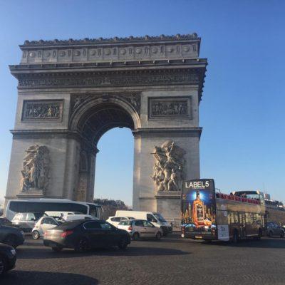フランスパリの観光案内所や日本人カフェうらばすを訪れよう