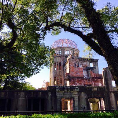 原爆ドームが残る広島に原爆投下した理由と佐々木禎子の折鶴