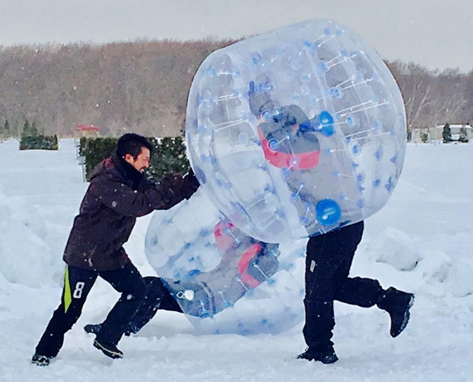 北海道に行ったら体験したい!人気の冬のアクティビティ
