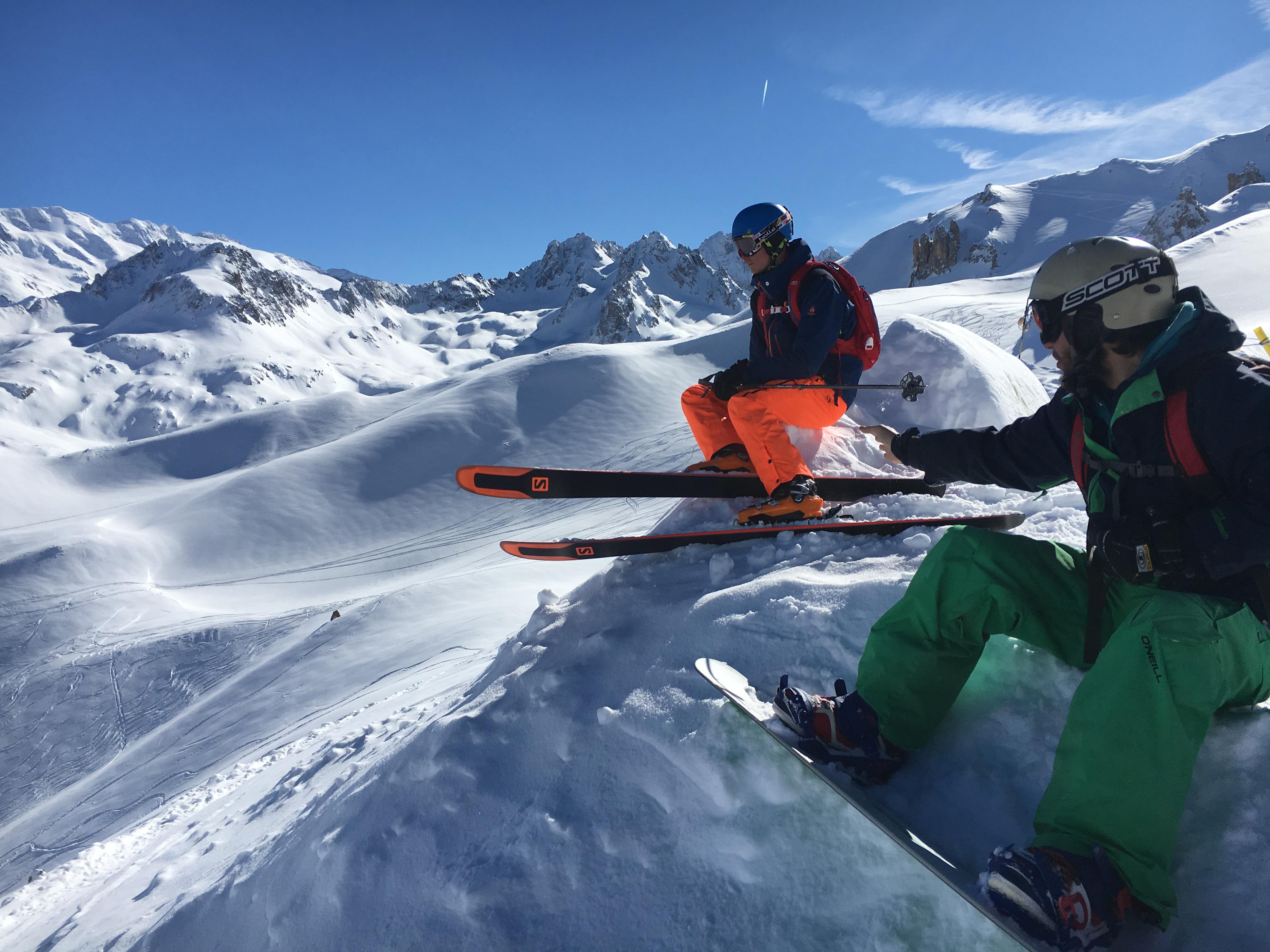 フランス人気スポーツ!スキー旅行のためのホテルや日本食調達