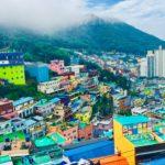 釜山の甘川文化村へタクシーでアクセス!韓国語で行先を伝えよう