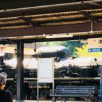 全席指定席SLやまぐち号の長門峡撮影スポットと人気の観光地