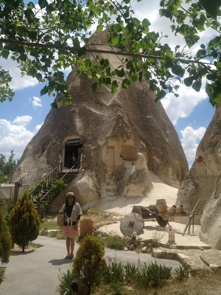 エーゲ海・地中海・黒海に囲まれるトルコ!カッパドキア洞窟ホテルに泊まる