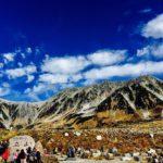 称名滝や室堂雷鳥沢が見どころの立山黒部アルペンルート横断!