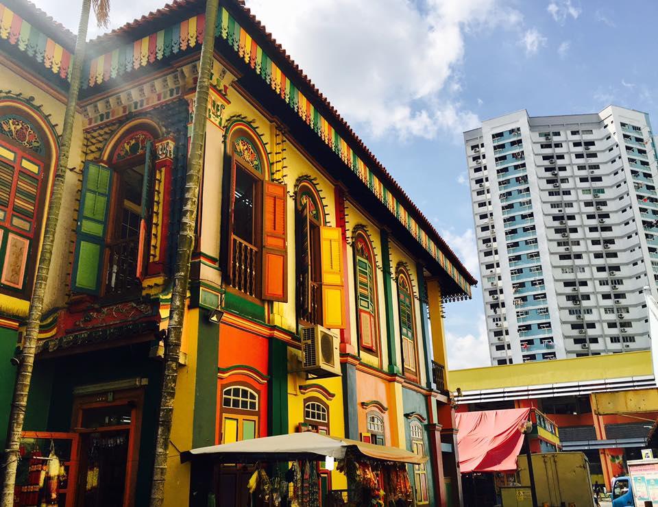 シンガポールにあるリトルインディアの観光スポットとアクセス
