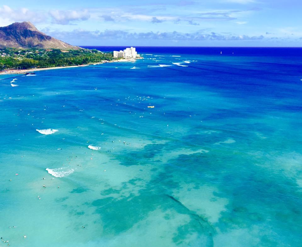 ハワイ諸島間国内線の路線と乗り継ぎの預け荷物の料金