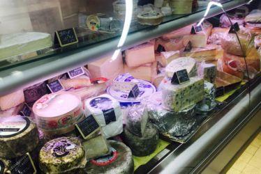 チーズの量り売り