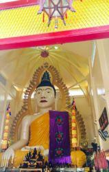 千燈寺院の仏像
