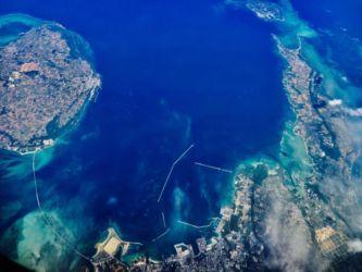 宮古島と伊良部島
