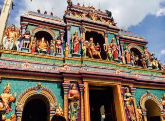スリ・バダパティカ・カリアマン寺院