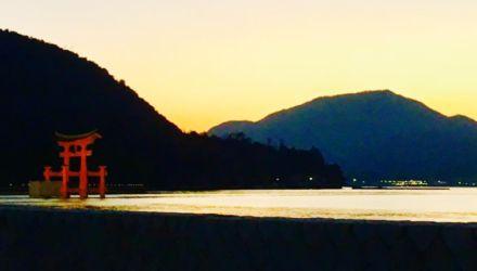 日本三大夕陽の名所