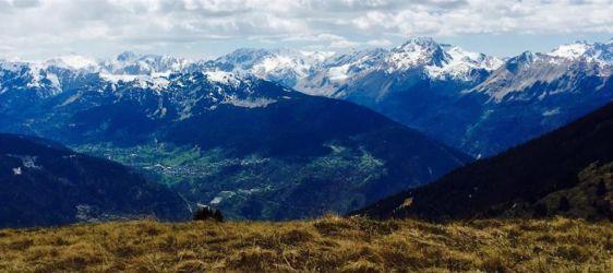 世界最大のスキー場トロワバレー