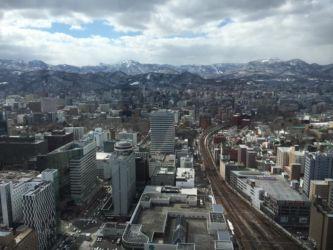 JRタワーからの眺望