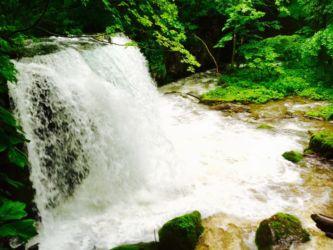 奥入瀬銚子の滝